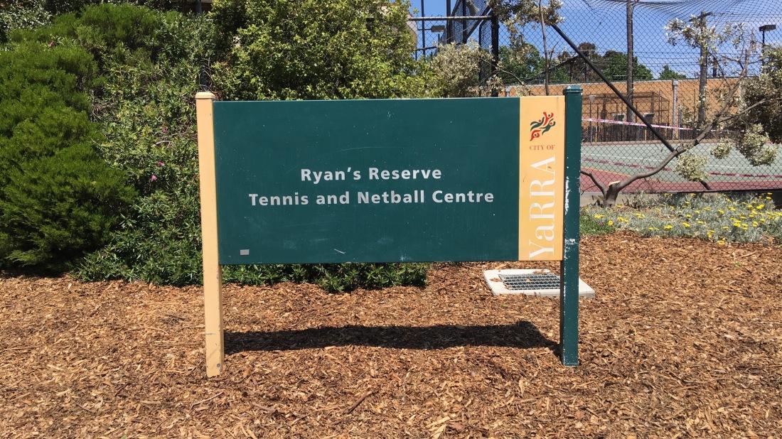 Ryan's Reserve 1